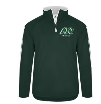PRHS-Badger Sideline Quarter Zip Jacket