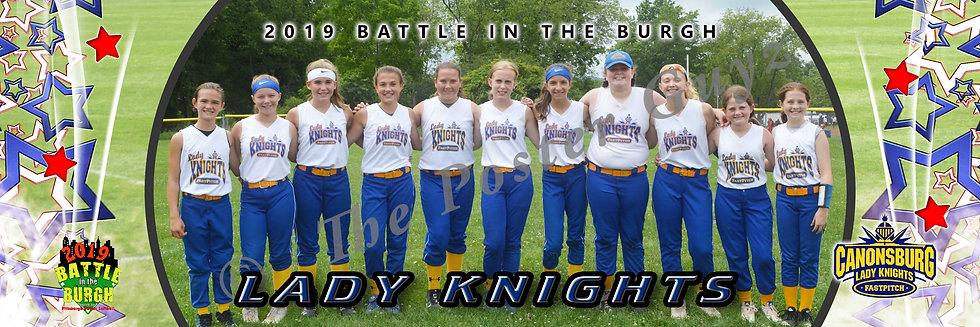 Canonsburg Lady Knights 12U (12A)