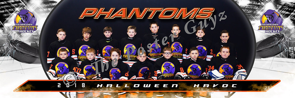 Youngstown Phantoms - A Division