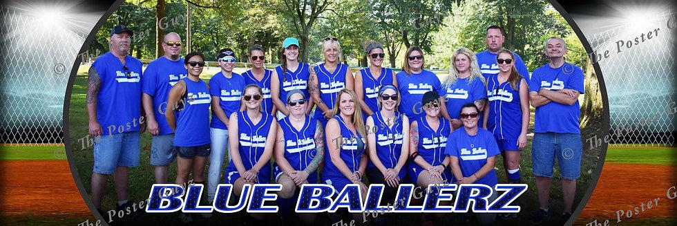 Blue Ballerz