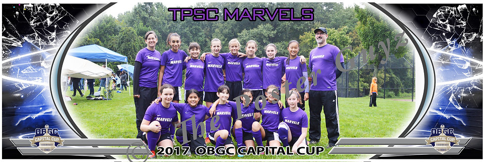 TPSC MARVELS Girls U12