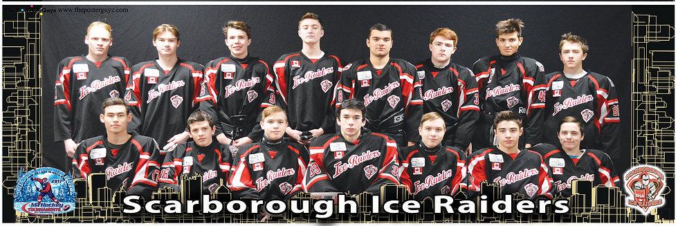 Scarborough Ice Raiders Midget Minor AA