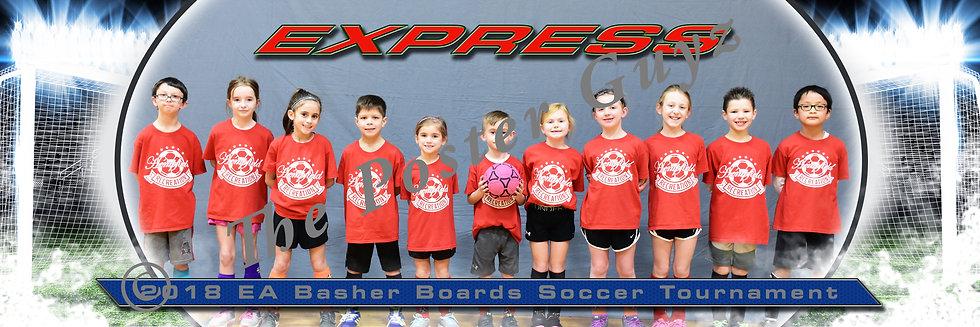 Hempfield Express U8B