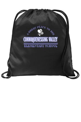 SVCVE-Cinch Bag-Bee Logo