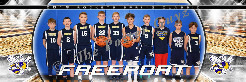 Freeport 7th boys