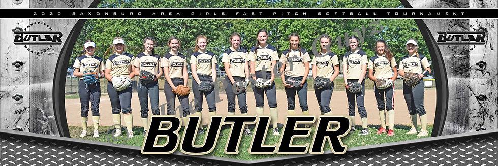 Butler 15U
