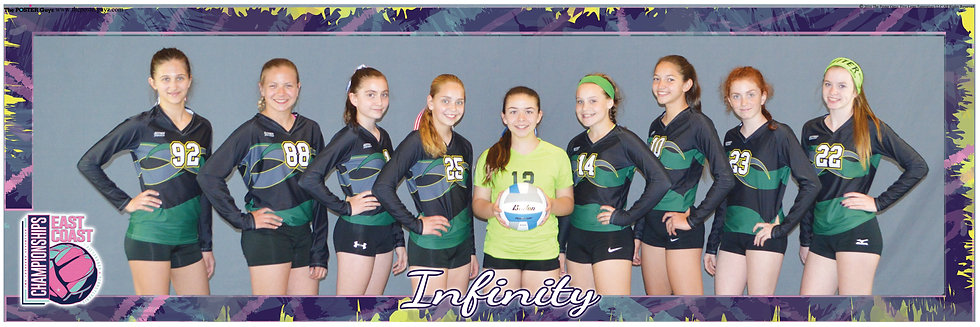 Infinity u13 Green