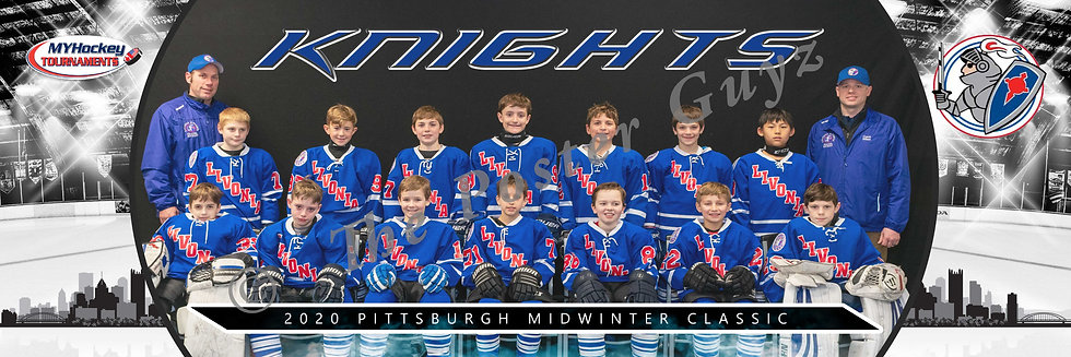 Livonia Knights Squirt A1