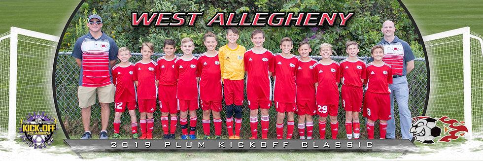 West Allegheny  - Boys U12 GOLD