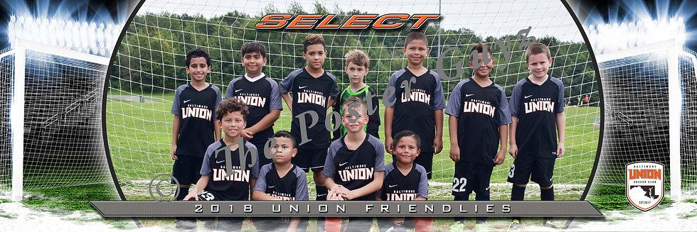 Baltimore Union Select2 BU10