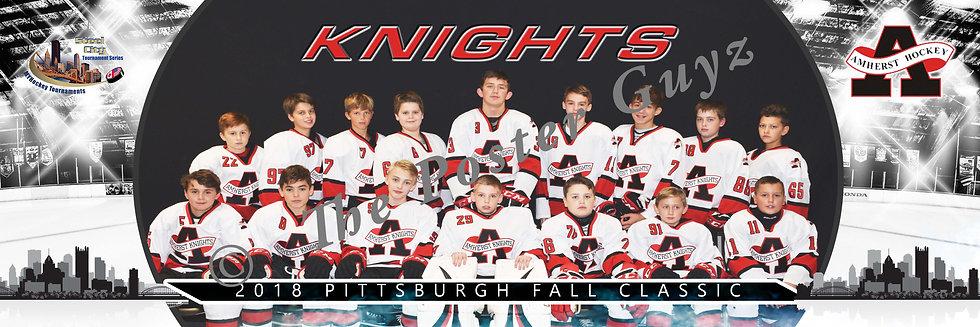 Amherst Knights Bantam Minor