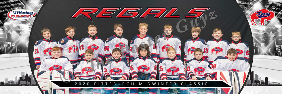 Buffalo Regals Squirt A2