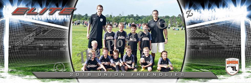 Baltimore Union Elite BU9
