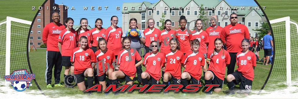 Amherst United G14