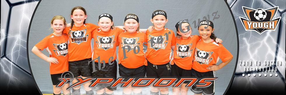 Yough Lady Typhoons U-10 Girls