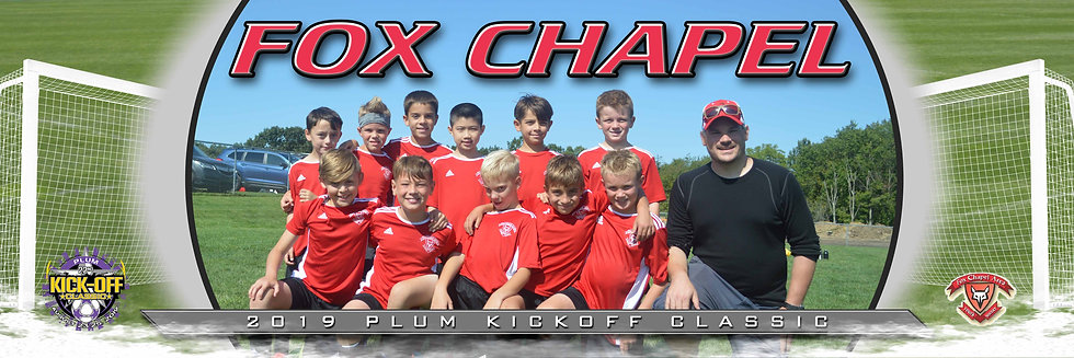 Fox Chapel White Fincher Boys U10 Silver