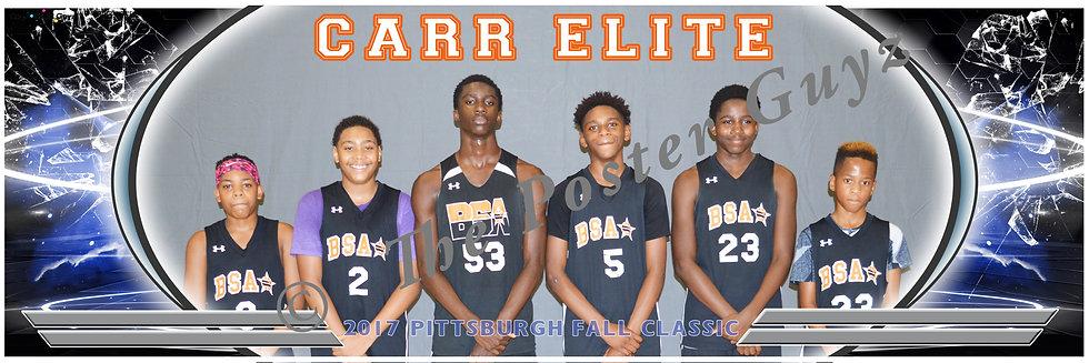 Carr Elite 14U Boys