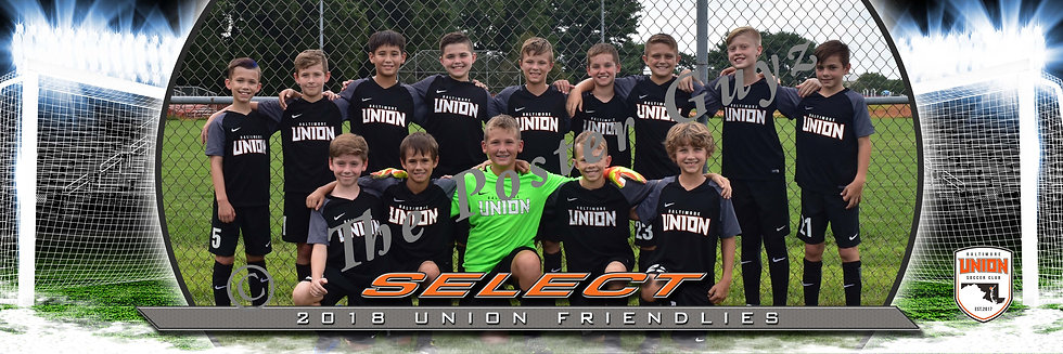 Baltimore Union SC Select 07 BU12