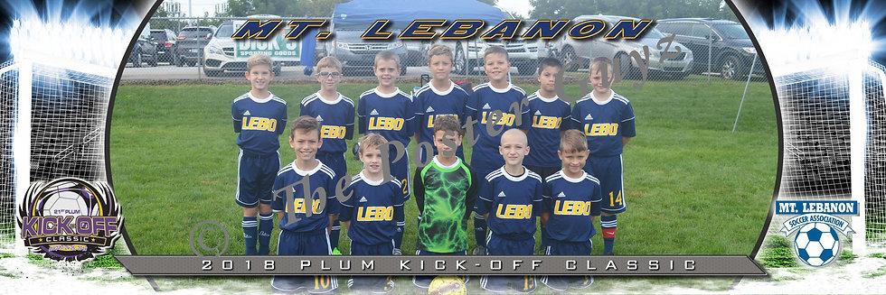 Mt. Lebanon U11 McKay Boys U11