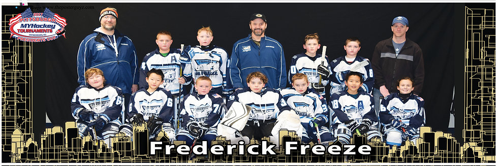 Frederick Freeze Squirt B