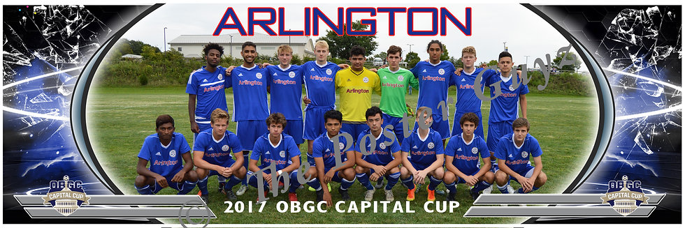 ARLINGTON SA 2000 BOYS RED Boys U18
