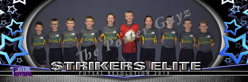 Deer Lakes Strikers Elite U12B