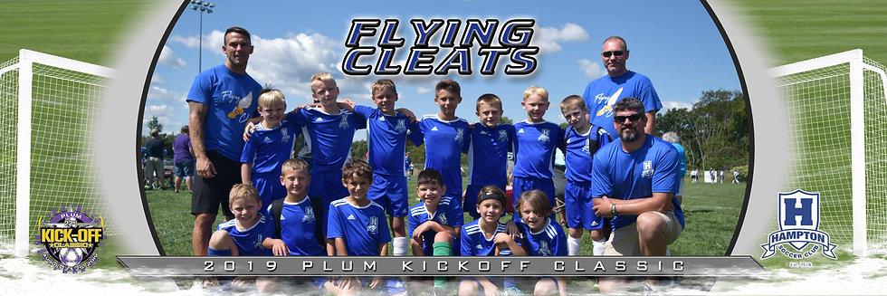 Hampton Flying Cleats Boys U9