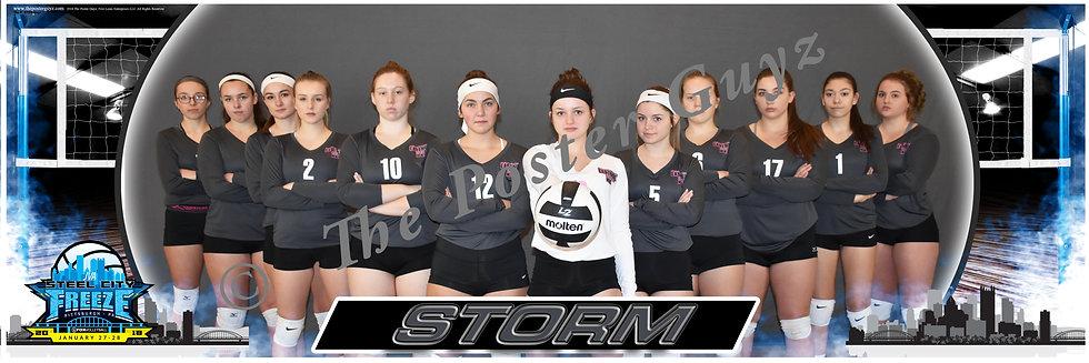 Eastside Storm 17 Serious
