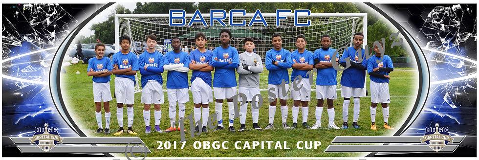 BFC BARÇA 04 ELITE Boys U14