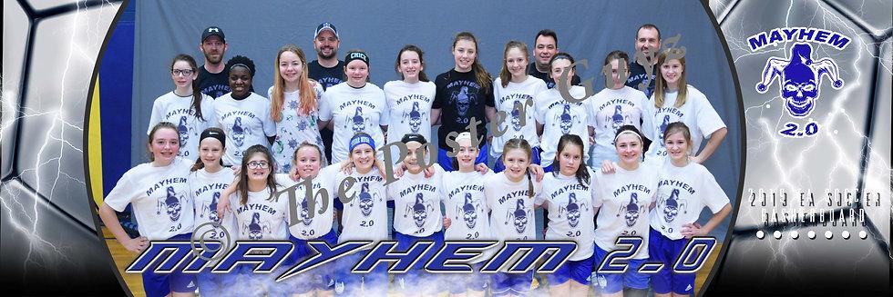 Hempfield Mayhem U-14 Girls - Combined