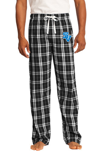 SVSoftball-Flannel Pants with Pockets