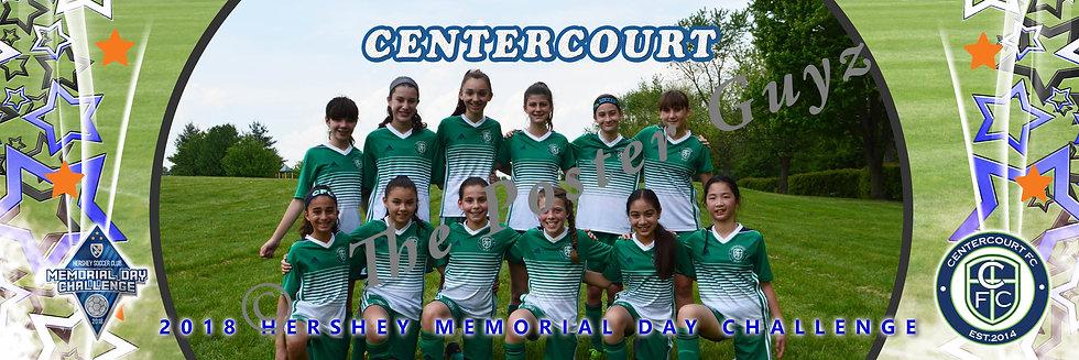 Centercourt FC 06 Greens u12G