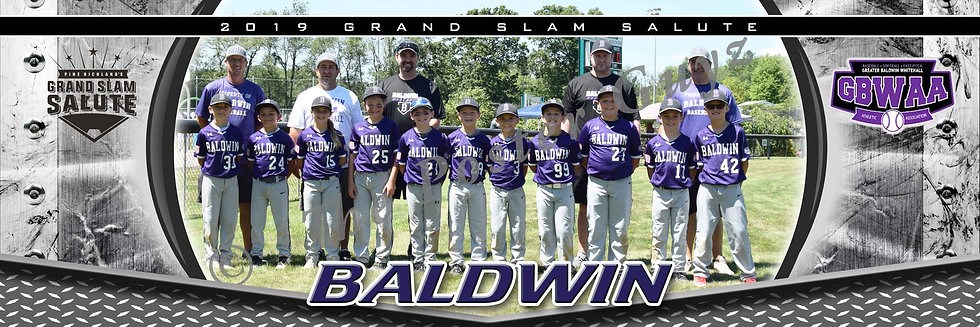 Baldwin 9b with Coaches