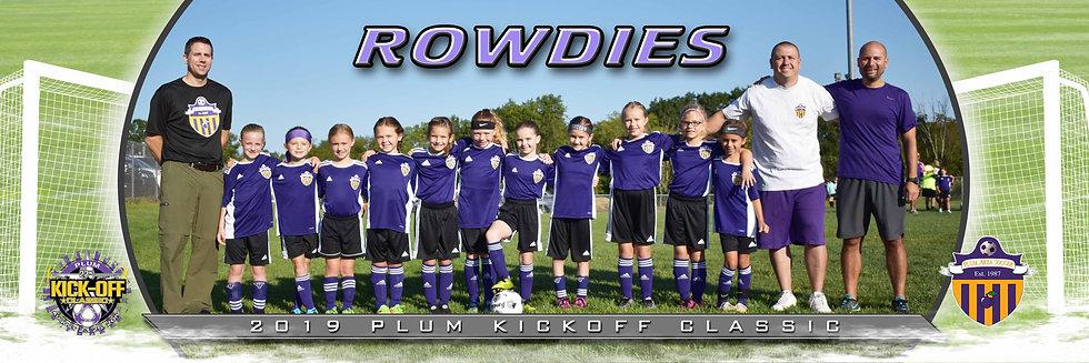 Plum Rowdies