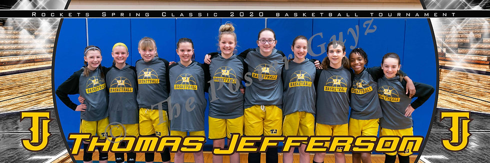 Thomas Jefferson 6th Girls