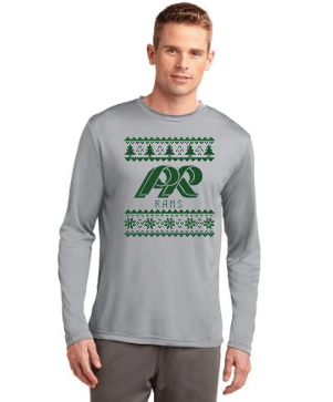 PRHS-Long Sleeve Dri Fit Shirt-Ugly Sweater