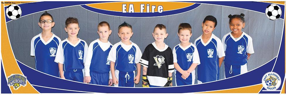 EA Fire U8