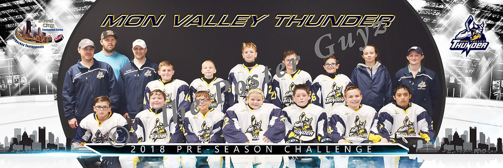 Mon Valley Thunder Peewee A2