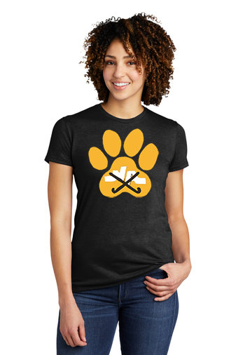 NAFH-Women's Allmade Recycled Short Sleeve-Paw Logo