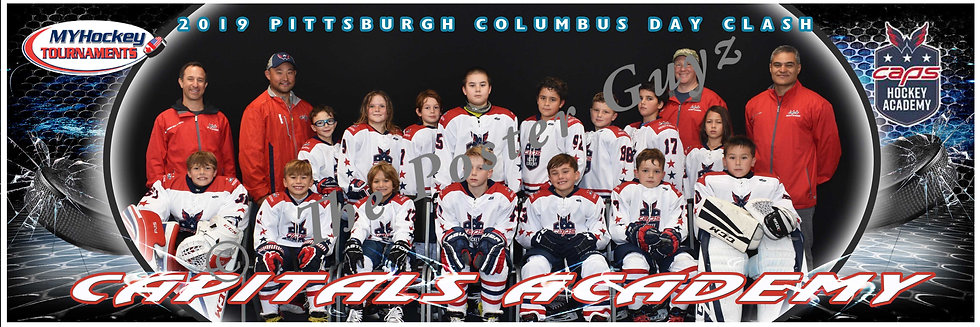 Capitals Academy Squirt A