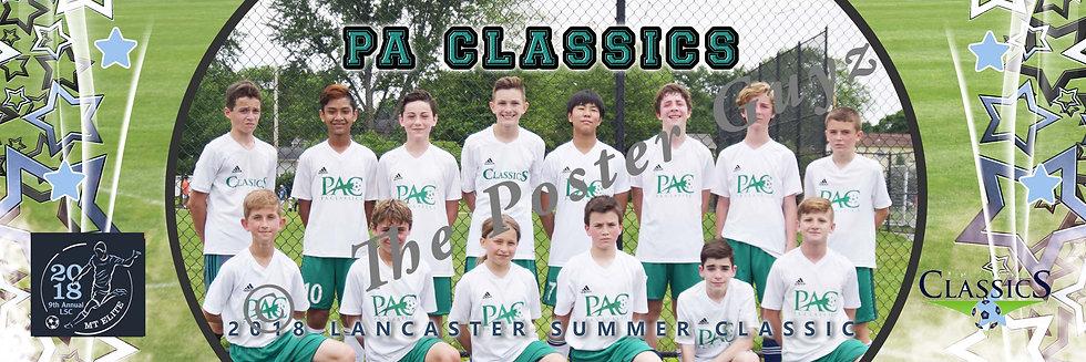 PA Classics Premier 05 U13B