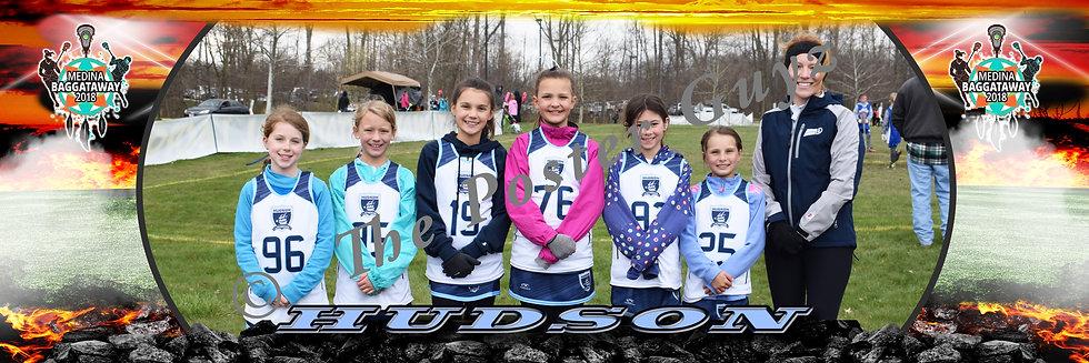 Hudson 3-4 White girls D