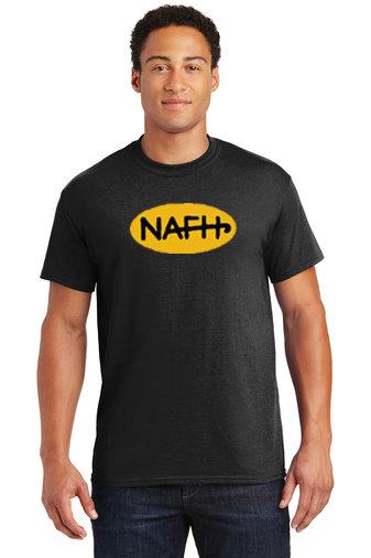 NAFH-Short Sleeve Shirt-NAFH Logo