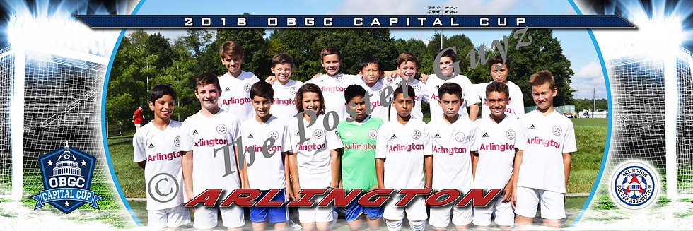 Arlington SA 2006B Red Boys U13