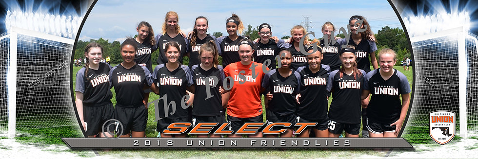 Baltimore Union 2005 Select GU14