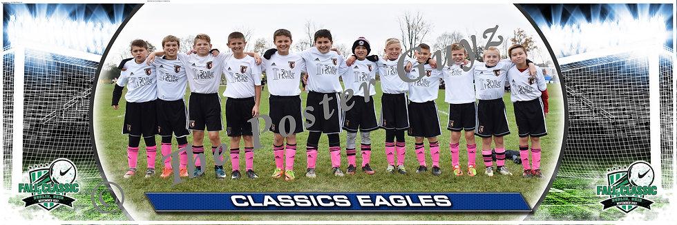 Classics Eagles FC CE Fire 06 Boys U12