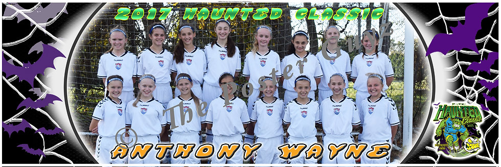Anthony Wayne United Girls White - G13