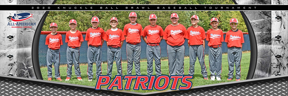 Patriots Baseball 10U B version 2