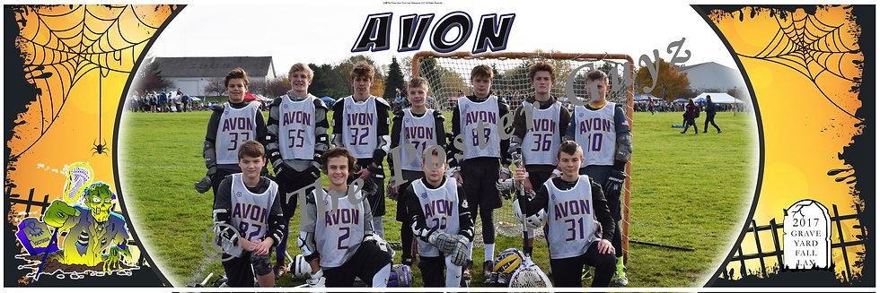 Avon  7-8 A Boys