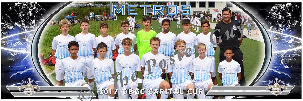 STODDERT BLUE METROS 04 Boys U14